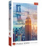 Trefl 10393 Premium Quality puzzle - New York City hajnalban (1000 db)