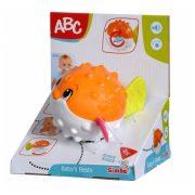 ABC Gömbhal formájú készségfejlesztõ rágóka