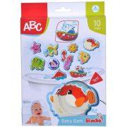 ABC Mágikus fürdő kirakós