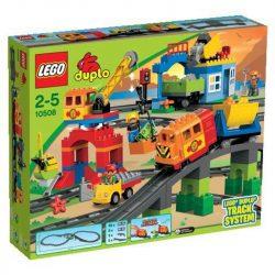 LEGO DUPLO 10508 Deluxe vasútkészlet