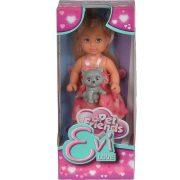 Évi Love - Évi baba kiscicával