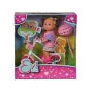 Évi Love - Évi baba fehér kerékpárral