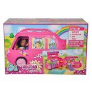 Evi Love - Évi baba lakókocsival játékszett