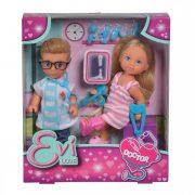 Steffi Love - Orvosi szett Évi és Timmy babával