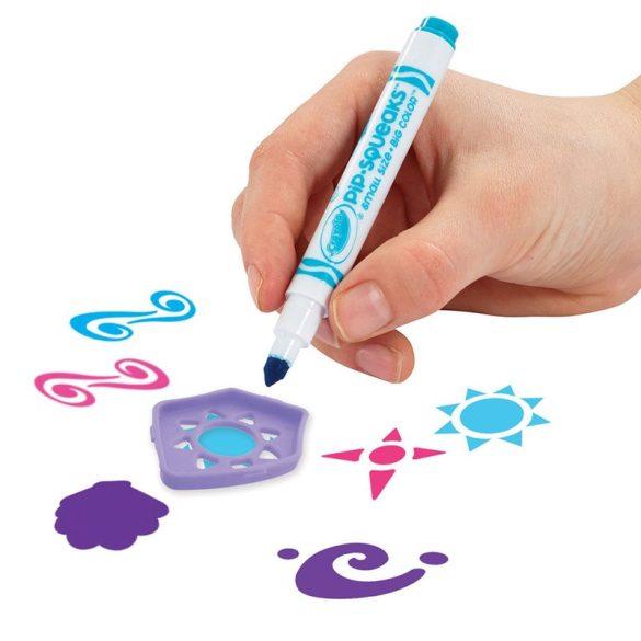Crayola - Pörgő-forgó teknőc rajzmágus