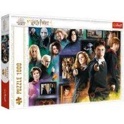 Trefl 10668 Varázslóvilág puzzle - Harry Potter (1000 db)