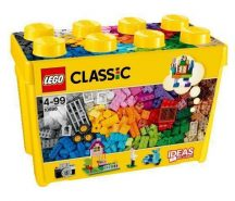 LEGO Classic 10698 Nagy méretű kreatív építőkészlet
