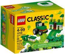LEGO Classic 10708 Zöld kreatív készlet