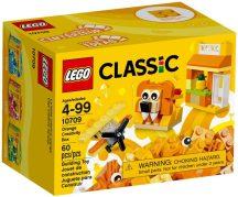 LEGO Classic 10709 Narancssárga készlet