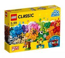 LEGO Classic 10712 Kockák és figurák