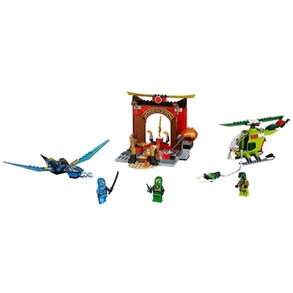 LEGO Juniors 10725 Elveszett templom