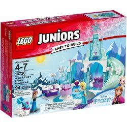 LEGO Juniors 10736 Elsa fagyott játszótere