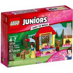 LEGO Juniors 10738 Hófehérke házikója