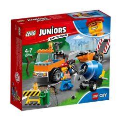 LEGO Juniors 10750 Közúti szerelőkocsi