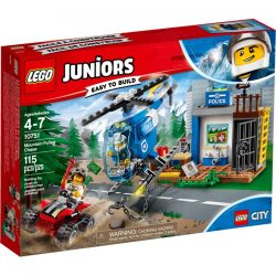 LEGO Juniors 10751 Hegyi rendőrségi hajsza