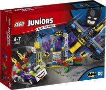 LEGO Juniors 10753 Joker támadása