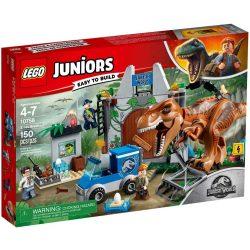 LEGO Juniors 10758 T-Rex kitörés