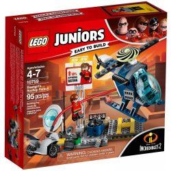 LEGO Juniors 10759 Nyúlányka üldözése a háztetőn