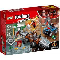 LEGO Juniors 10760 Aláásós bankrablás