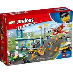 LEGO Juniors 10764 City Központi Repülőtér