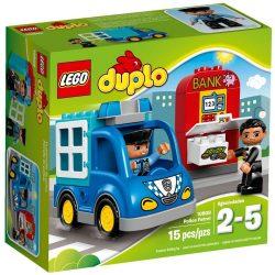 LEGO DUPLO Town 10809 Rendőrjárőr