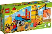 LEGO DUPLO 10813 Nagy építkezés