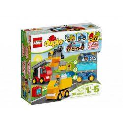 LEGO DUPLO 10816 Első járműveim
