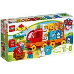 LEGO DUPLO 10818 Első teherautóm