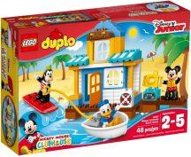 LEGO DUPLO 10827 Mickey tengerparti háza