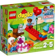 LEGO DUPLO 10832 Születésnapi piknik