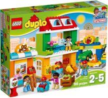 LEGO DUPLO 10836 Kisvárosi tér