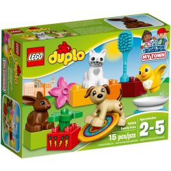 LEGO DUPLO 10838 Házikedvencek