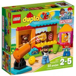 LEGO Duplo Town 10839 Céllövölde