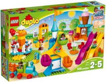 LEGO Duplo Town 10840 Nagy vidámpark