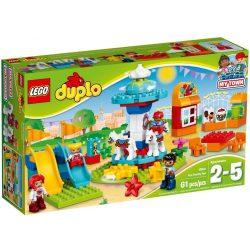 LEGO Duplo Town 10841 Családi vidámpark
