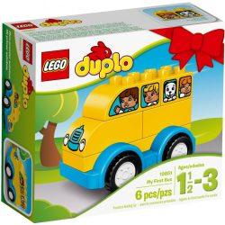 LEGO DUPLO 10851 Első autóbuszom