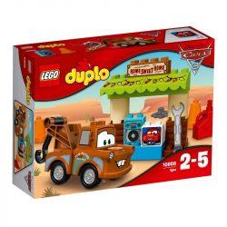 LEGO Duplo Cars 10856 Matuka fészere