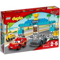 LEGO DUPLO Verdák 10857 Szelep kupa verseny
