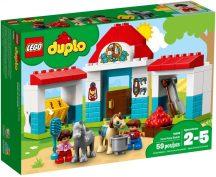 LEGO DUPLO 10868 Póni istálló