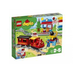 LEGO Duplo Town 10874 Gőzmozdony