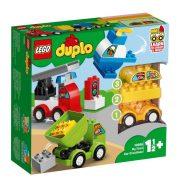 LEGO DUPLO 10886 Első Autós Alkotásaim