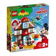 LEGO DUPLO Disney 10889 Mickey nyaralója