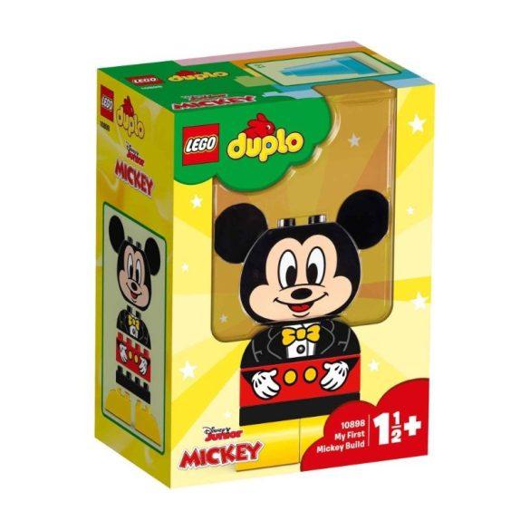 Lego Duplo Disney 10898 Elsõ Mickey egerem