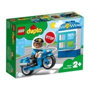 LEGO DUPLO 10900 Rendőrségi motor