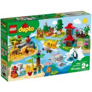 LEGO DUPLO 10907 A világ állatai