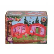 Mása és a Medve - Mása otthona mini játékszett