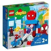 LEGO DUPLO Marvel 10940 Pókember fõhadiszállása