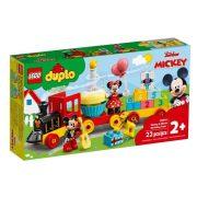 LEGO DUPLO Disney 10941 Mickey & Minnie születésnapi vonata