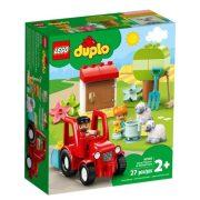 LEGO DUPLO Town 10950 Farm, traktor és állatgondozás