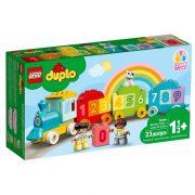 LEGO DUPLO 10954 Számvonat - Tanulj meg számolni